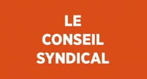 le conseil syndical Lien vers: ConseilSyndical
